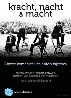 Poster van de voorstelling