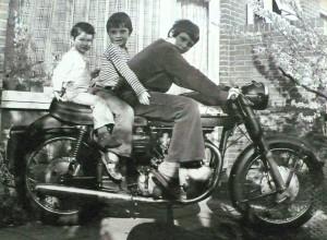 Op de Norton 1977